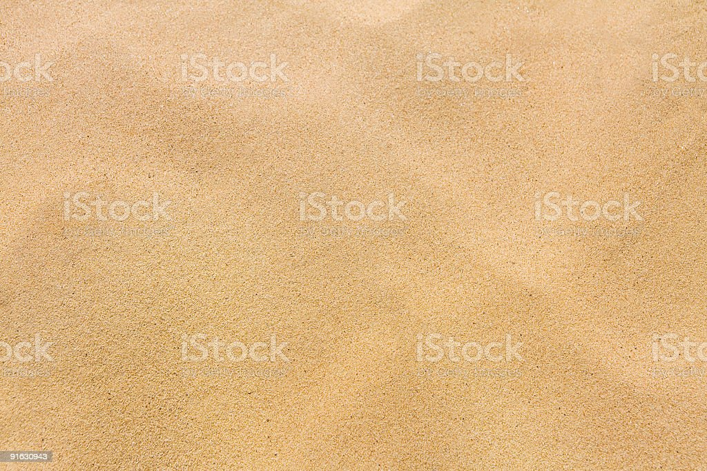 beautiful sand background stock photo
