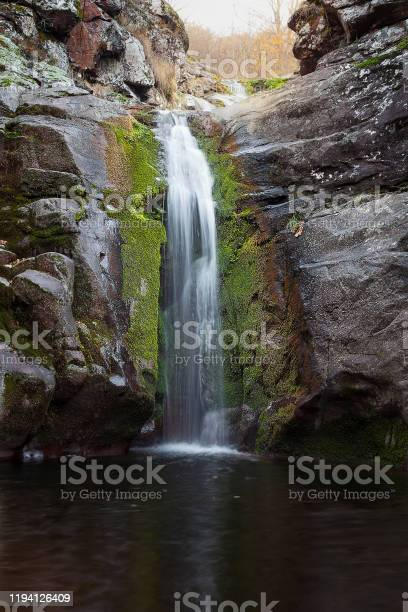 Photo of Beautiful, scenic waterfall on Old mountain, Topli Do, Serbia