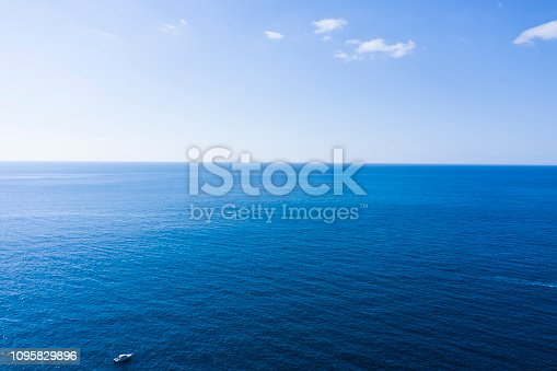 1066331604istockphoto A beautiful sea and a yacht 1095829896