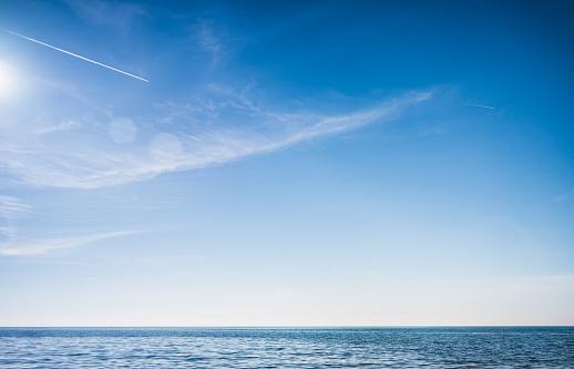 istock Beautiful, sea landscape 537447330