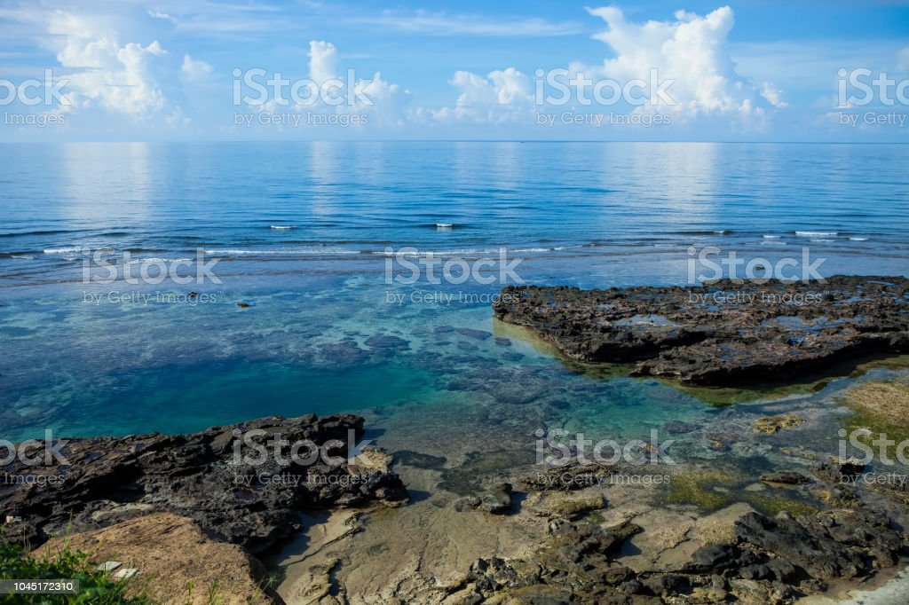 Beautiful Seascape In Ly Son Island Quang Ngai Vietnam Stock Photo Download Image Now Istock