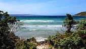beautiful seascape view