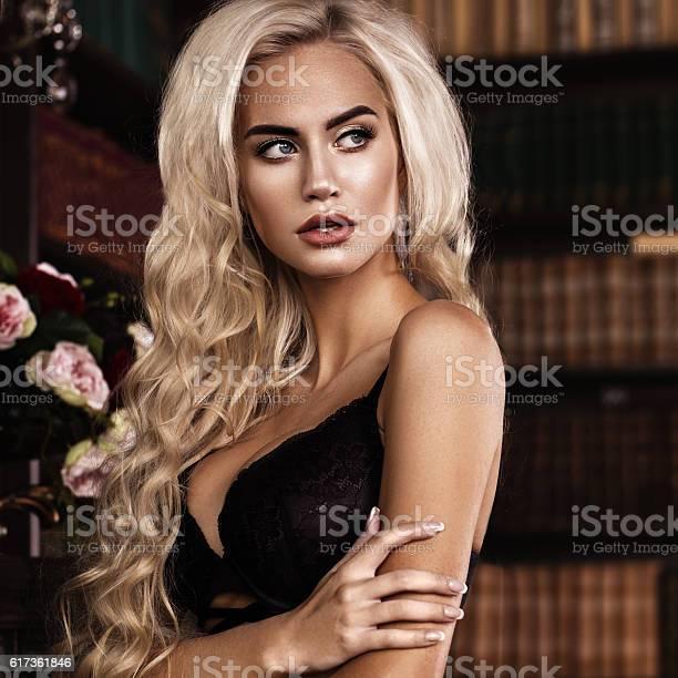 Beautiful sexy longhaired blond woman in black lingerie posing picture id617361846?b=1&k=6&m=617361846&s=612x612&h=nyc1nn9q4tn9chg1vsh ikezywa4u6mvo90hfywhuse=