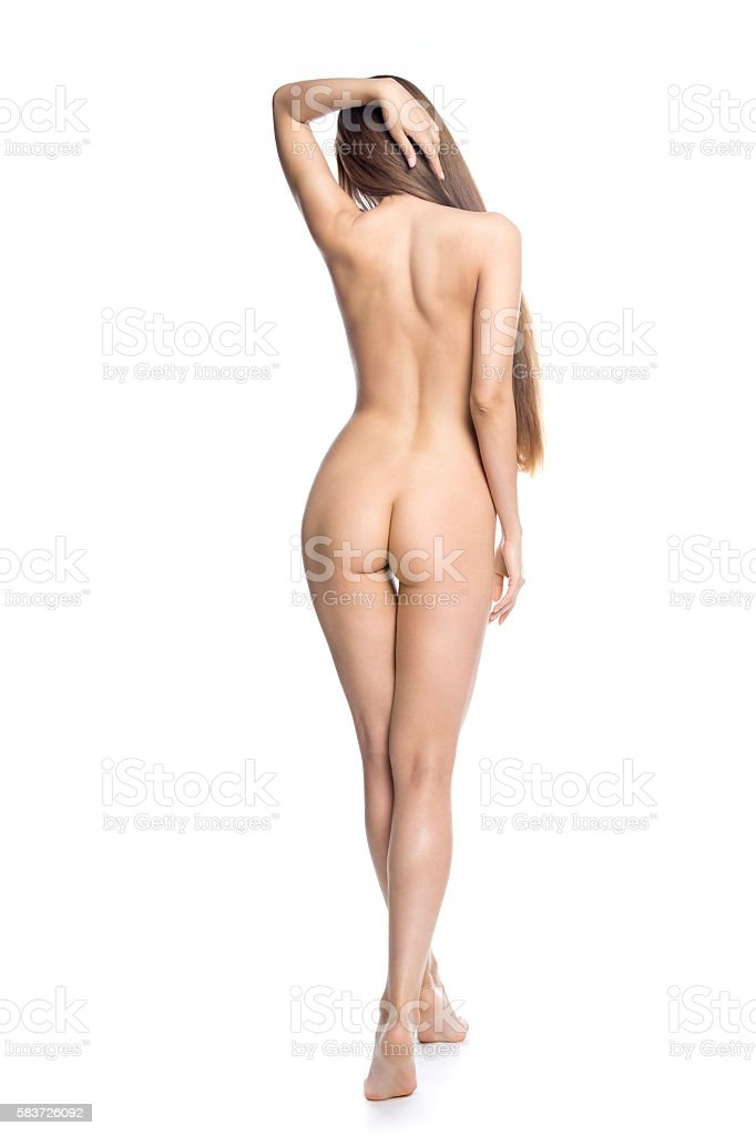 Beautiful Sexy Naked Woman Back View Stock Photo  More Pictures Of Adult  Istock-5429