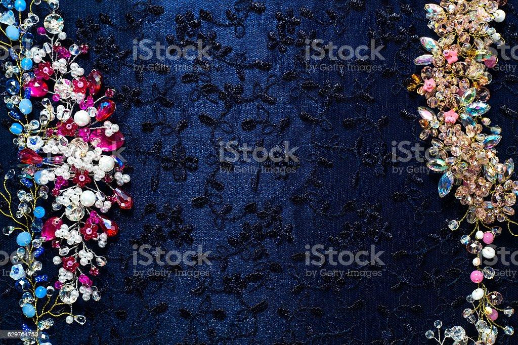 Beautiful shiny background stock photo