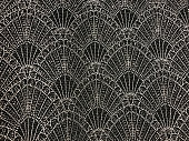 Beautiful silver and black glitter lace fabric texture for bacground