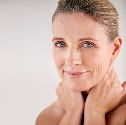 491713766 istock photo Beautiful skin requires commitment not a miracle 491713844