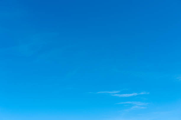 beautiful sky with white cloud.  background - clear sky stock pictures, royalty-free photos & images
