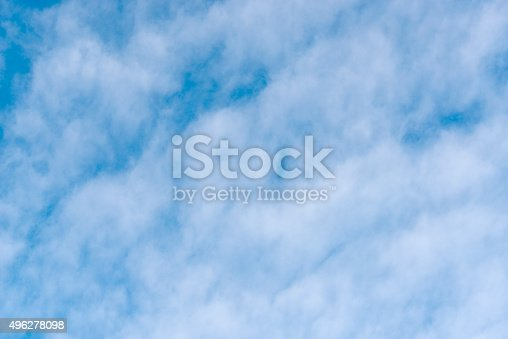 517897328istockphoto Beautiful sky with white cloud.  Background 496278098
