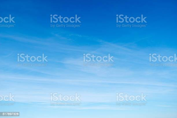 Beautiful sky with summer clouds. Sky and clouds background.