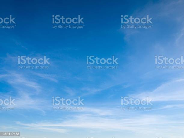 Photo of Beautiful sky with white clouds