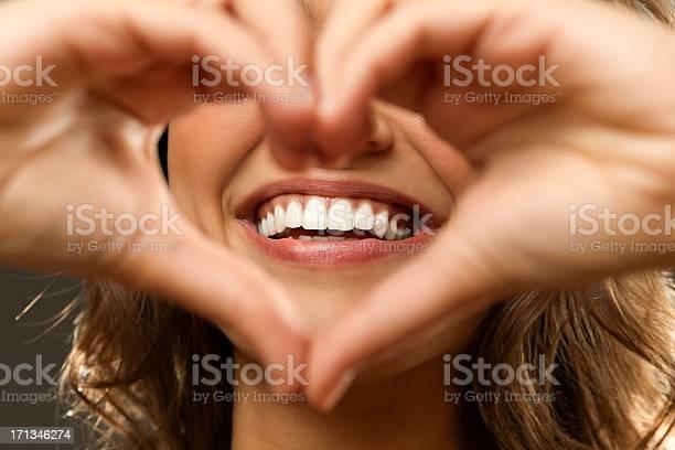 Schönen Lächeln Stockfoto und mehr Bilder von Lächeln