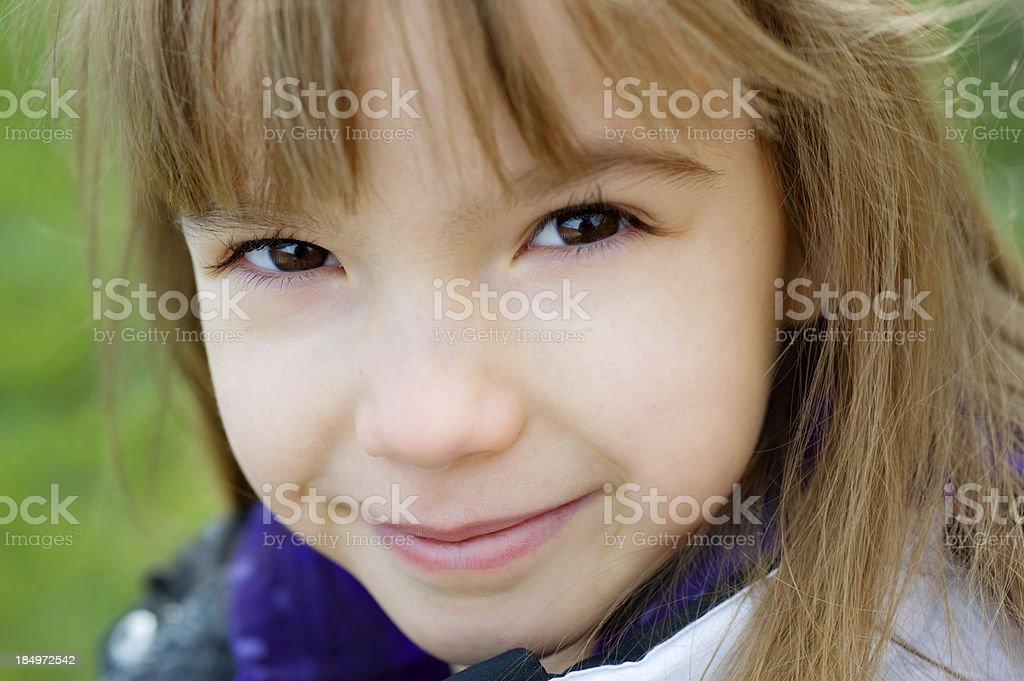 Beautiful Smile royalty-free stock photo