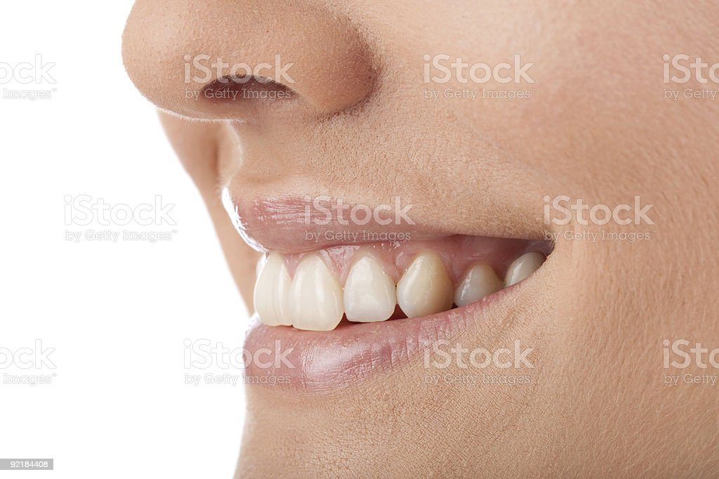 Beautiful smile - Royalty-free Adult Stock Photo