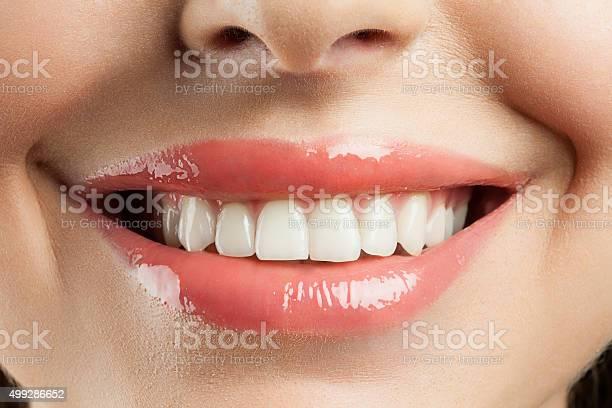 Schönes Lächeln Mit Zähne Withe Stockfoto und mehr Bilder von 2015