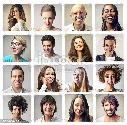 667207410 istock photo Beautiful smiles 667323736
