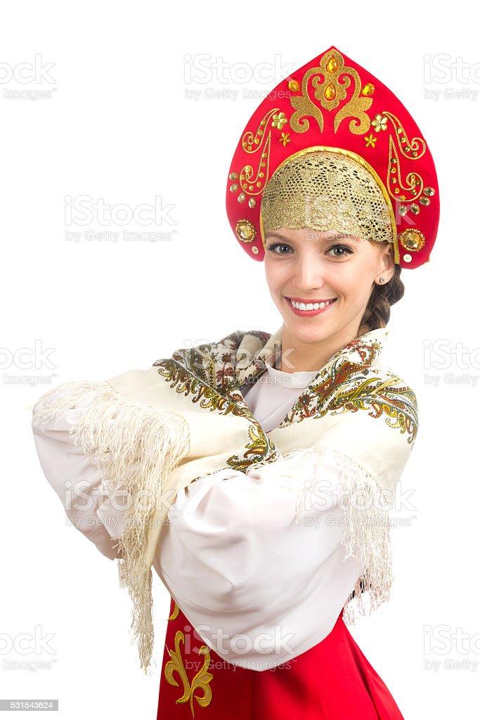 Schonen Lacheln Europaischer Abstammung Madchen In Russische