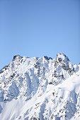Majestueuse montagne en Autriche