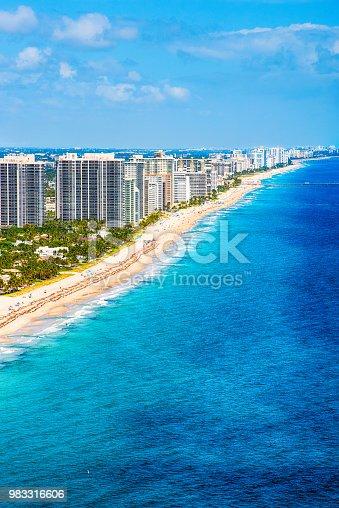 istock Beautiful South Florida Coastline 983316606