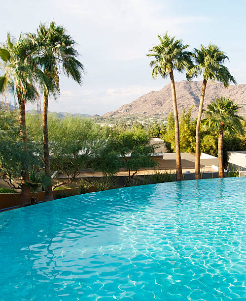 Arizona Swimming Pool: Top 60 Arizona Pool Stock Photos, Pictures, And Images