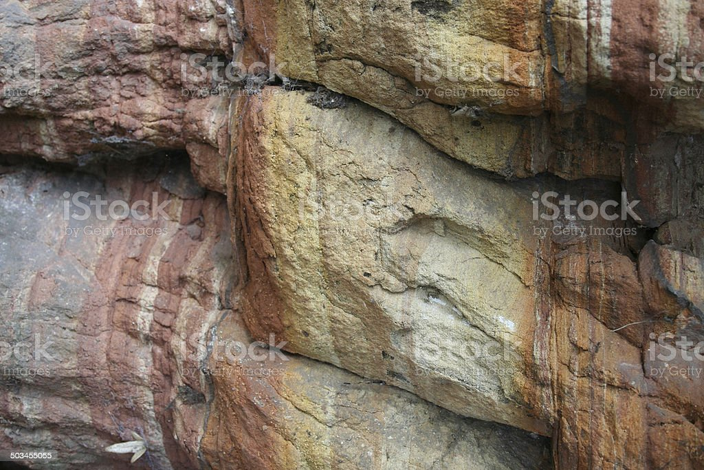 Beautiful stones for texture stock photo