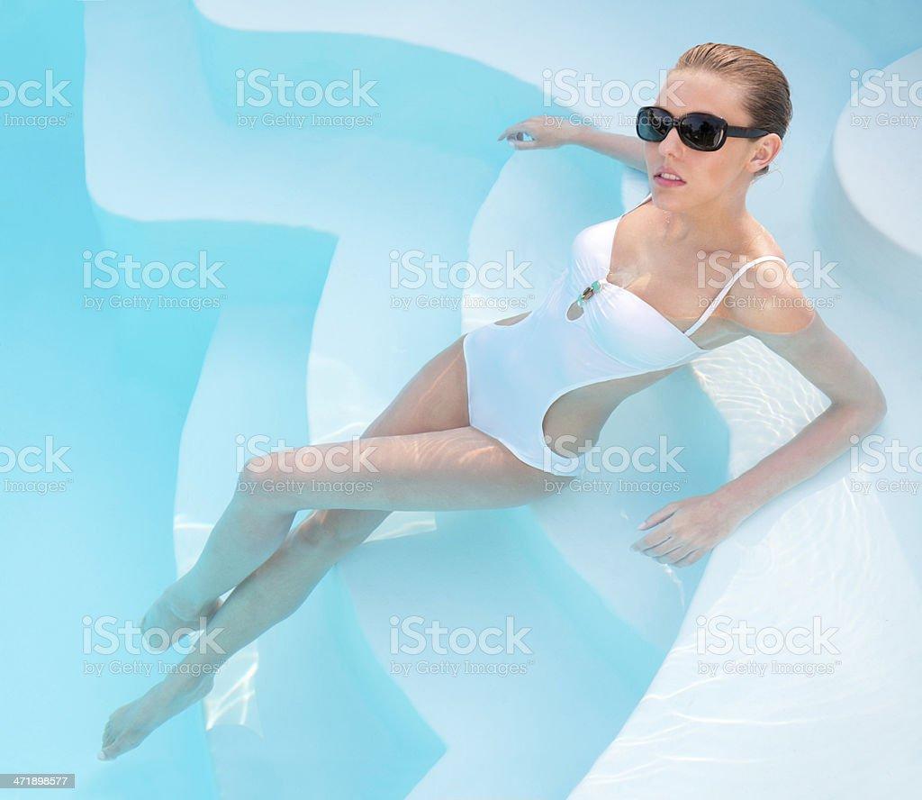 Schönen Sommer-Monokini Mode – Foto