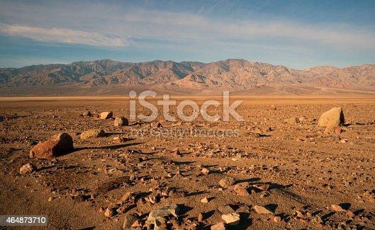 istock Beautiful Sunrise Death Valley National Park 464873710
