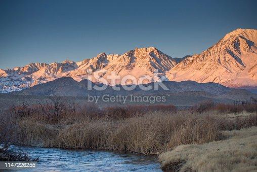 Bishop - California, California, Photograph, USA, Landscape - Scenery