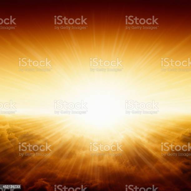Photo of Beautiful sunrise