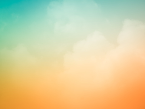 istock Beautiful sunset sky background at summer nature 960480046