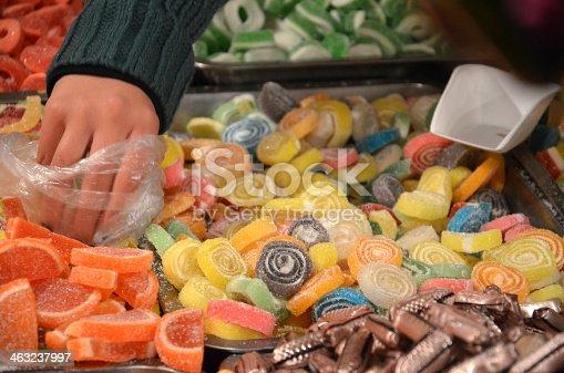 istock Beautiful sweet taste 463237997