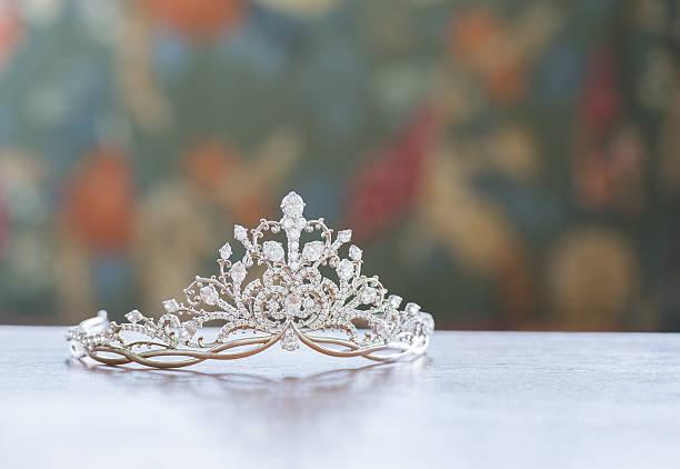 Hermoso tiara - foto de stock