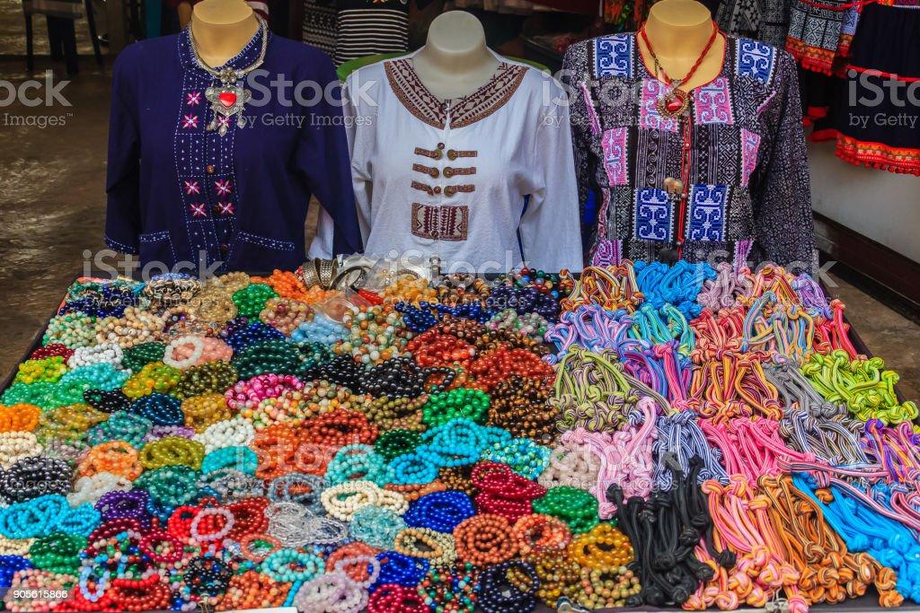 Te Koop Kleding.Mooie Traditionele Hmong Heuvel Stam Kleding En Sieraden Te Koop Als