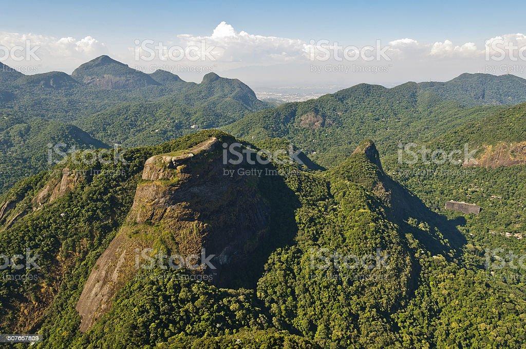 Beautiful Tropical Landscape stock photo