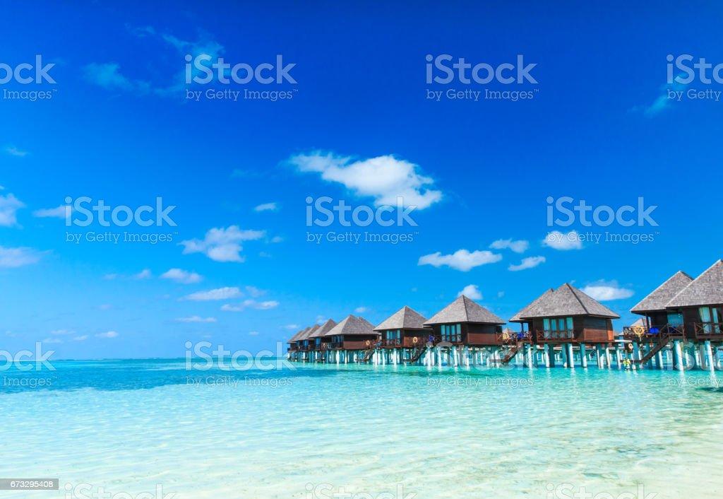 beautiful tropical sea royalty-free stock photo