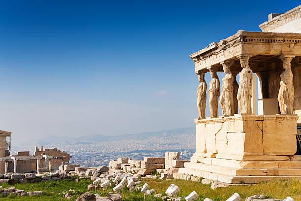 Herrlichen Blick auf the evian championship in Athen, Griechenland – Foto