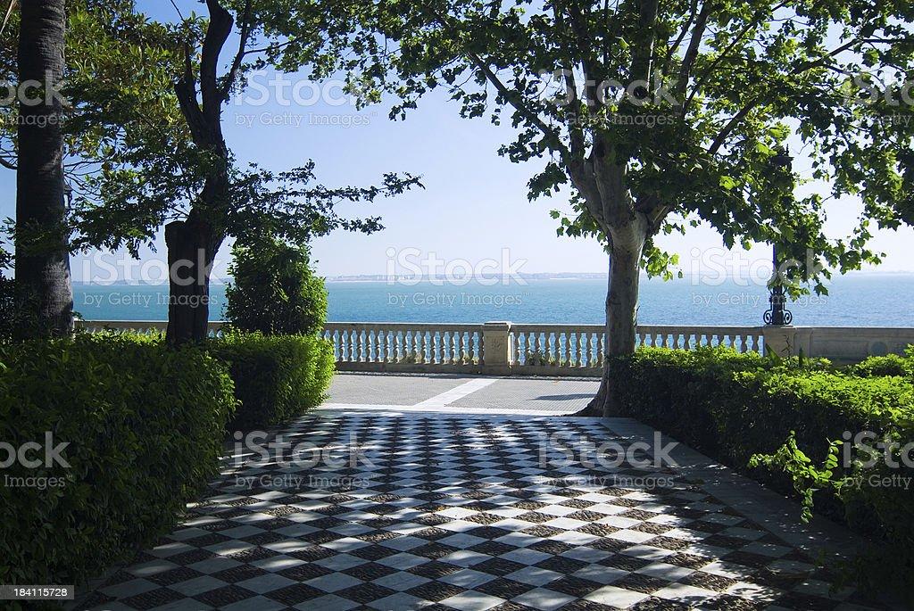 beautiful view royalty-free stock photo