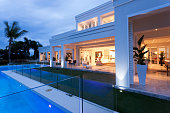 Beautiful villa with a pool