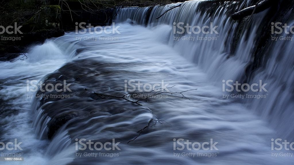 Beautiful Waterfall Stock Photo & More Pictures of Awe