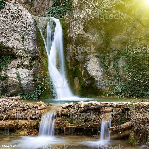 Photo of Beautiful waterfall