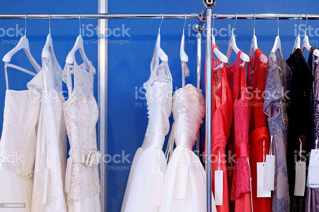Schöne Hochzeit Kleider – Foto