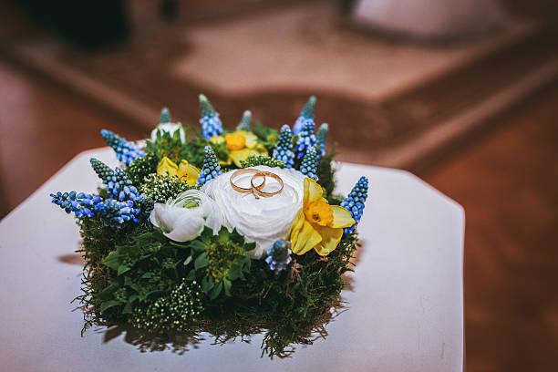 Brautstrauß Gefangen