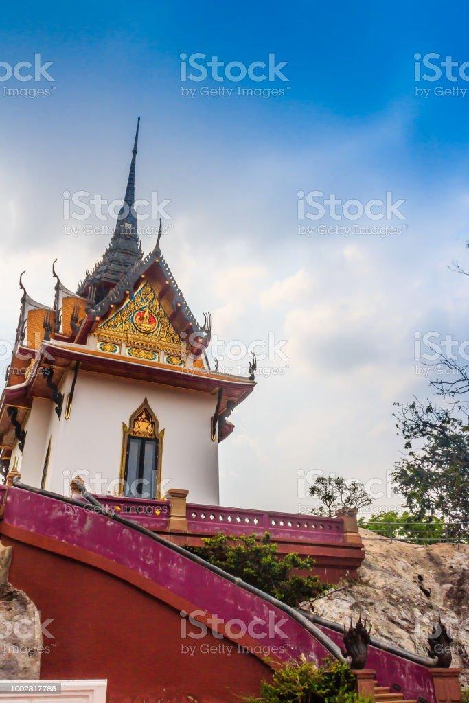 サラブリー県タイのワット Phrap...
