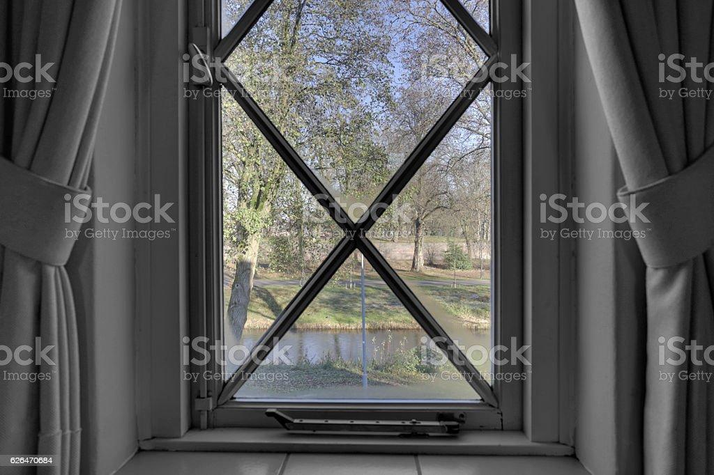 Schöne Fenster – Foto