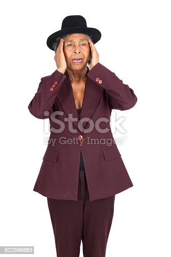 491747470 istock photo Beautiful woman doing different expressions in different sets of clothes 522566883