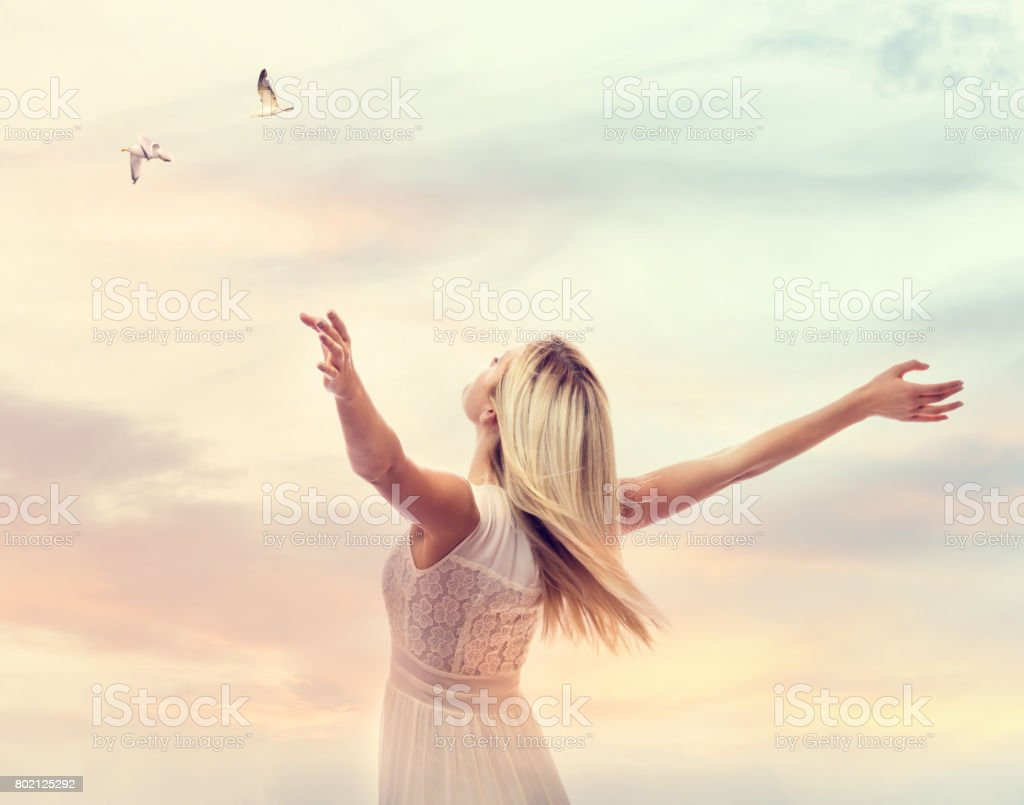 Art Photography Beautiful Freedom