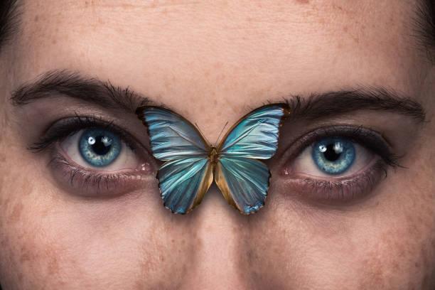 Beautiful woman eye wit butterfly wing picture id886458872?b=1&k=6&m=886458872&s=612x612&w=0&h=abirkcphp4gzh1um 06xigasswadxrfrhingws0cf9u=