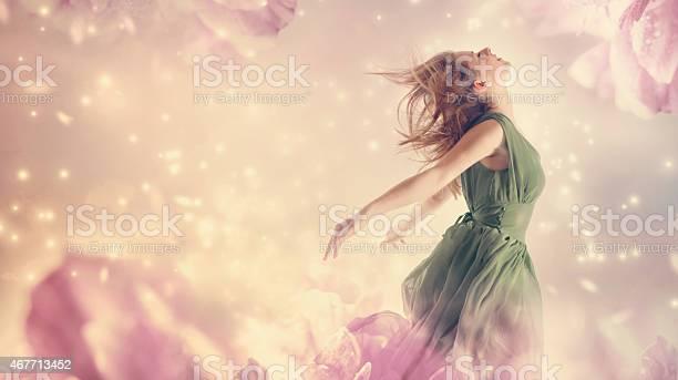 Beautiful woman in a pink peony flower picture id467713452?b=1&k=6&m=467713452&s=612x612&h=xdpjur xgadsevkdqzua oke4gxxhhr6vqikrhelyl0=