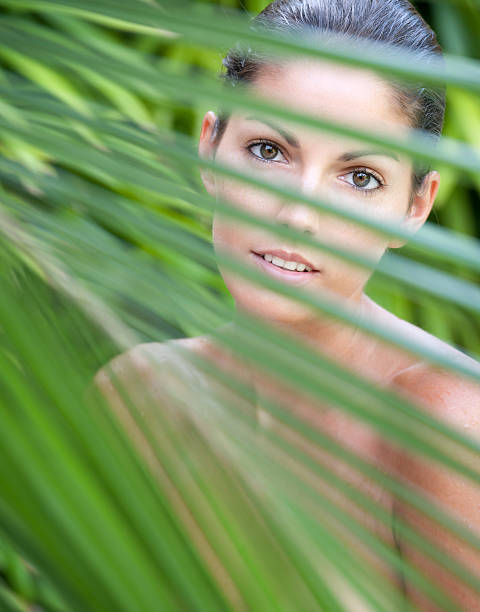 Naked Jungle Women Stock Photos, Pictures & Royalty-Free