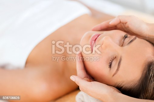 istock beautiful woman in spa salon 528706625
